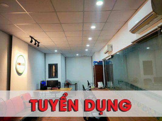 Tuyển dụng nhân viên văn phòng tại Ninh Thuận